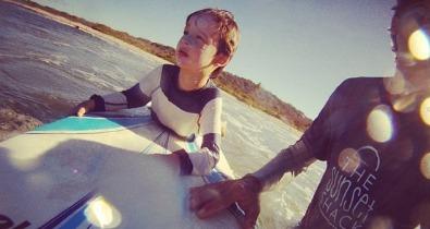 kidssurfingsunsetshackhotel